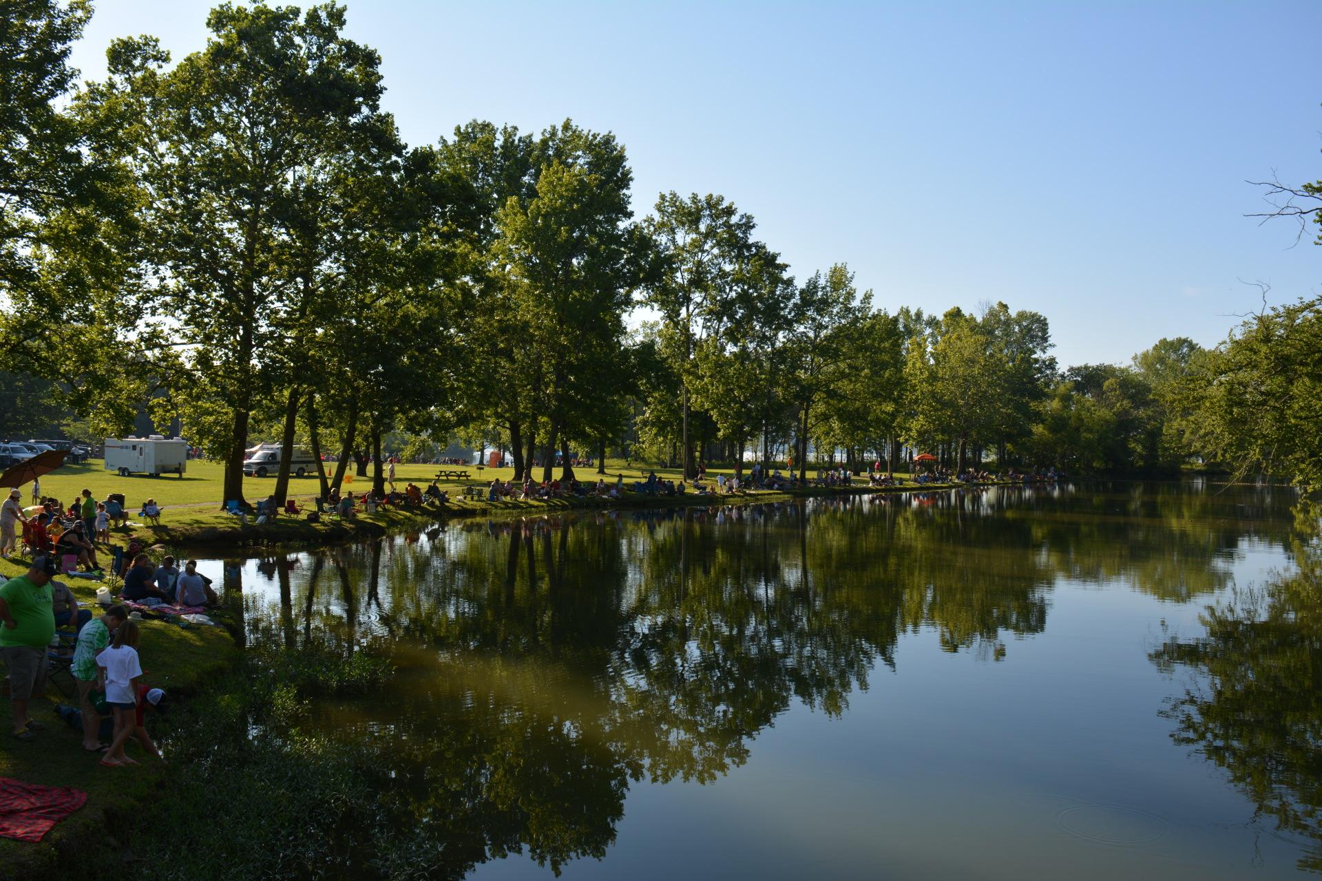 Fishing Rodeo Veterans Park