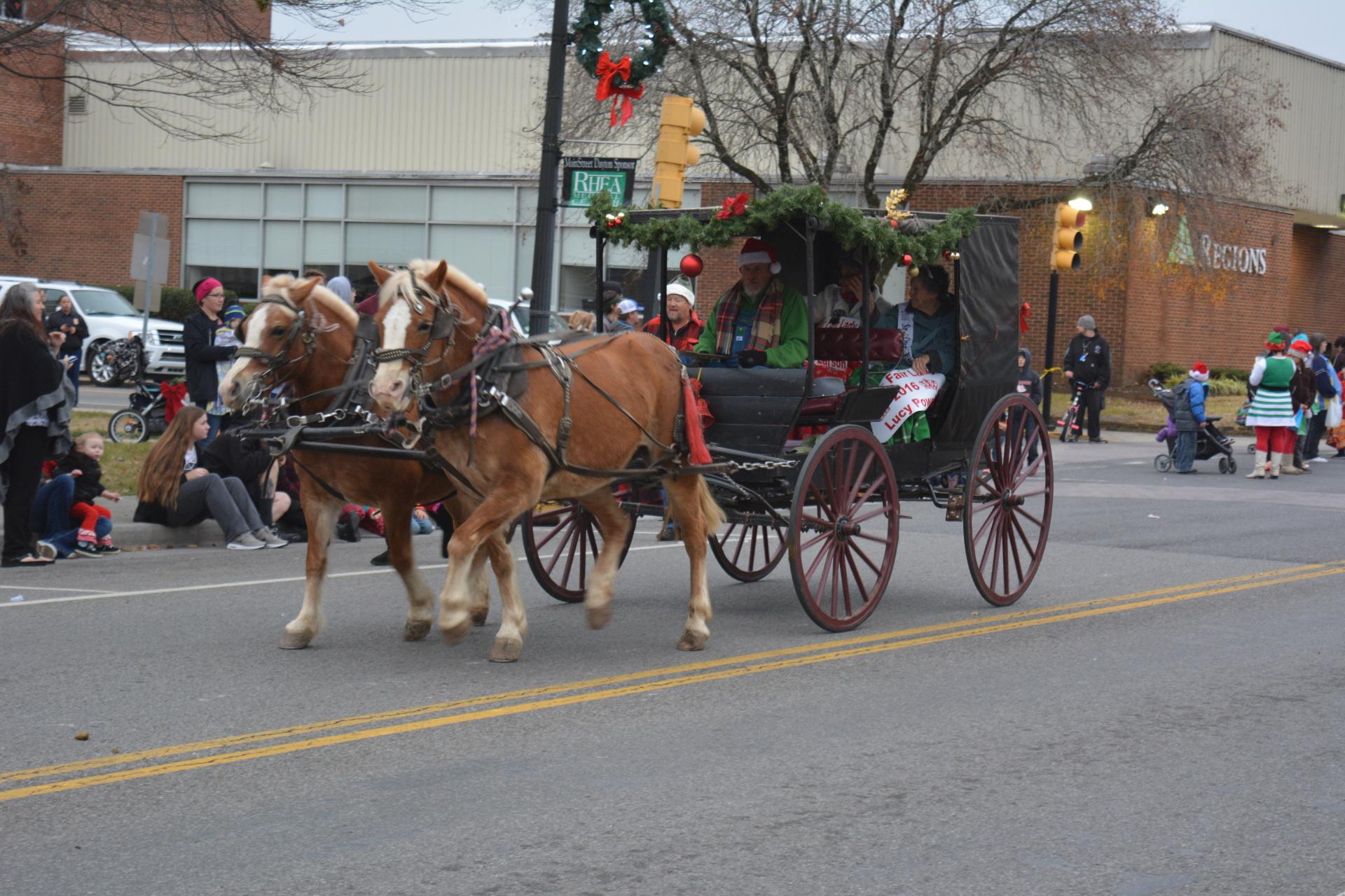 Dayton Christmas Parade