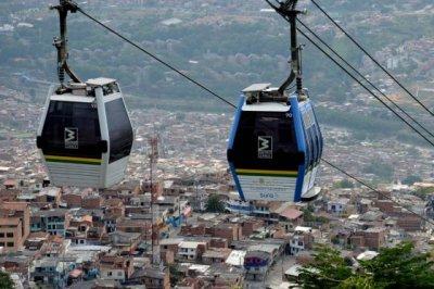 Metro cable de San Javier
