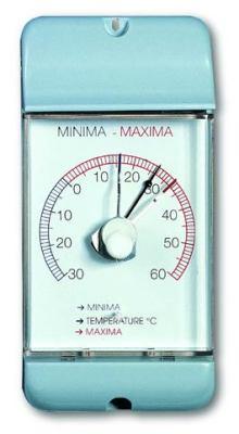 Termometro max y min