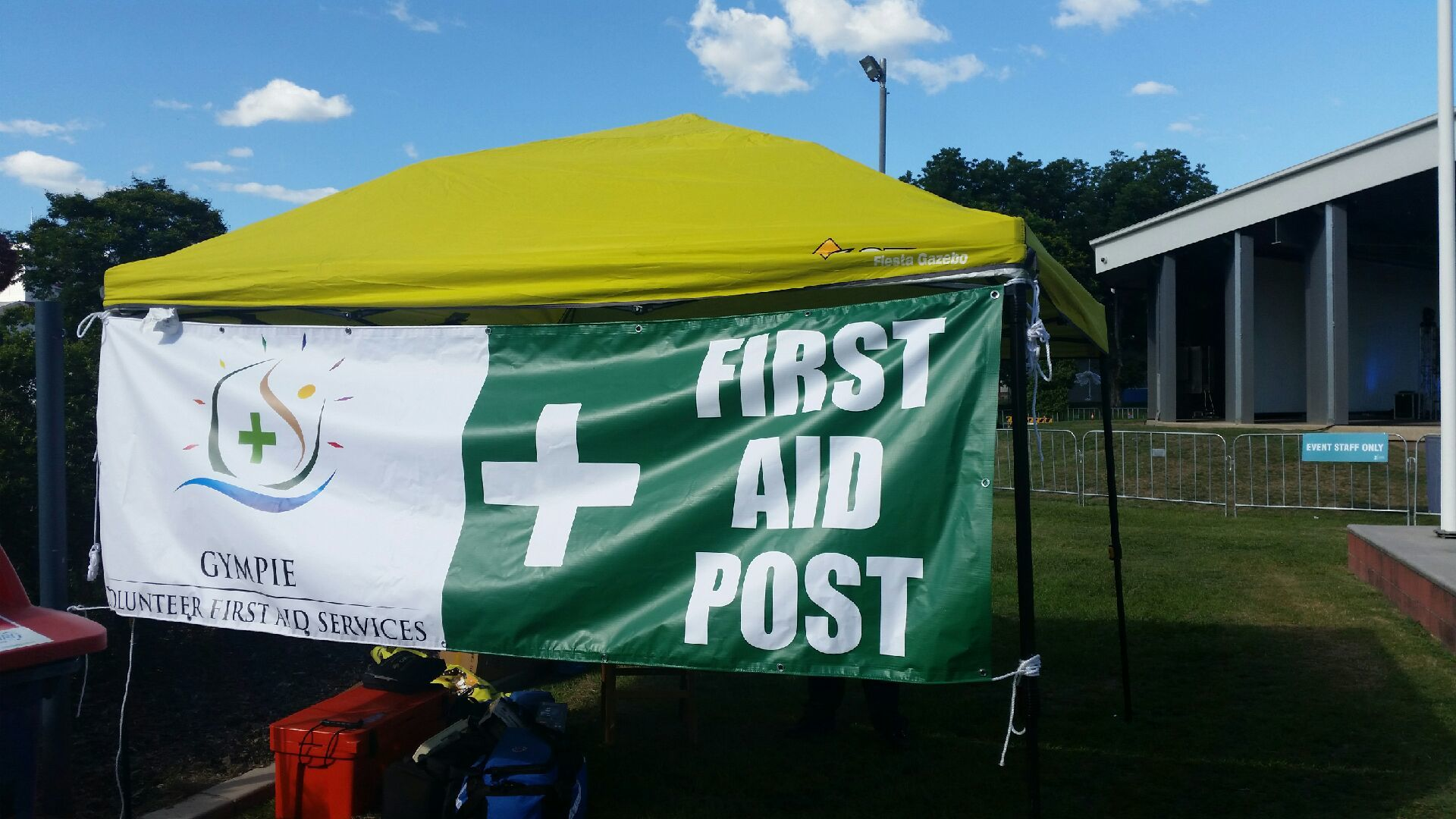 Gympie Volunteer First Aid Services