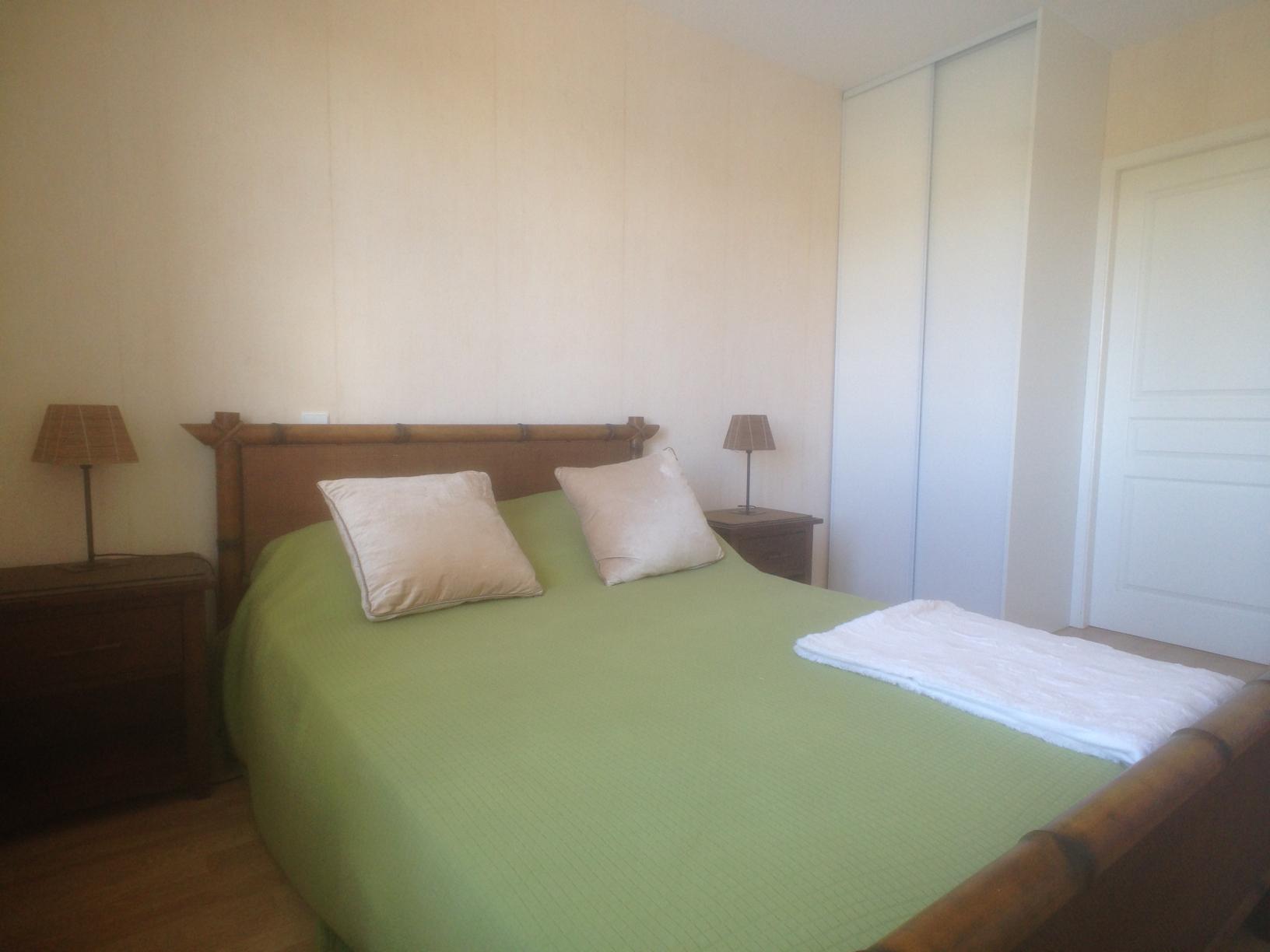 villa alba bedroom