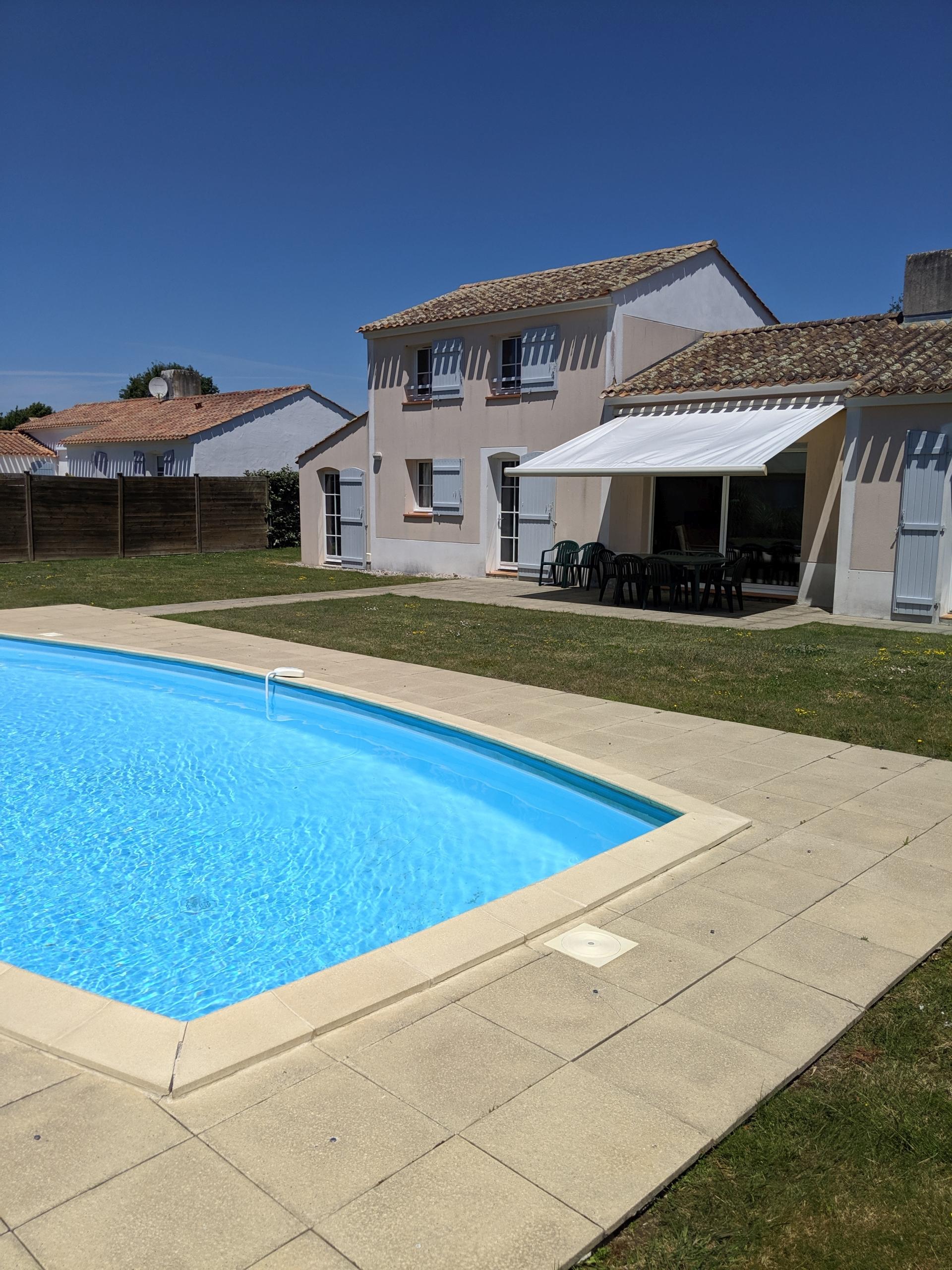 Villa Mimosa - Vendee