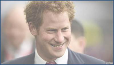Prince Harry talks about his feelings - picture copyright Reuters