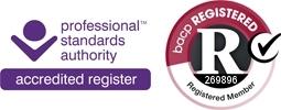 BACP registered logo