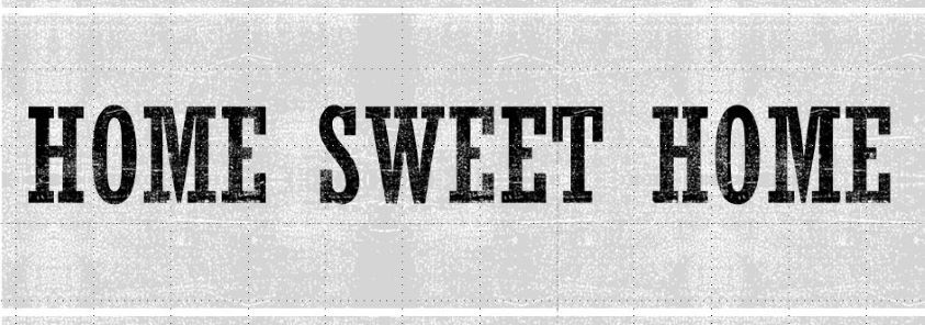 Home - not always sweet