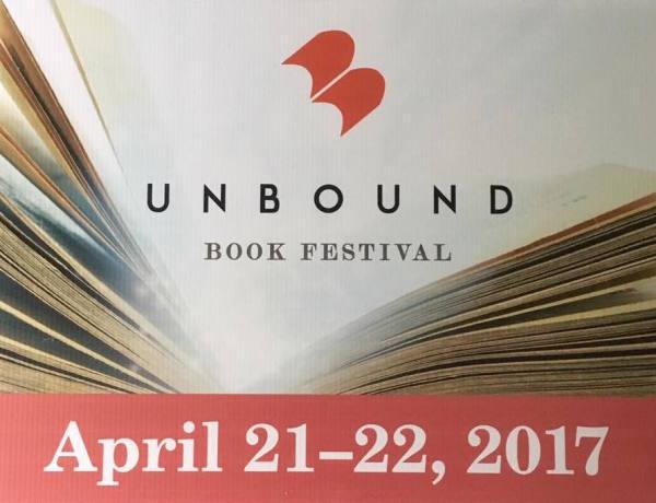 UNBOUND BOOK FESTIVAL