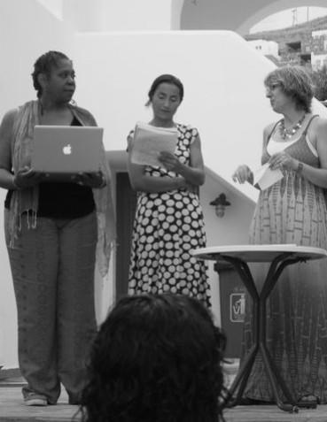 Monica A. Hand, Joanna Eleftheriou, Aliki, Serifos, 2011