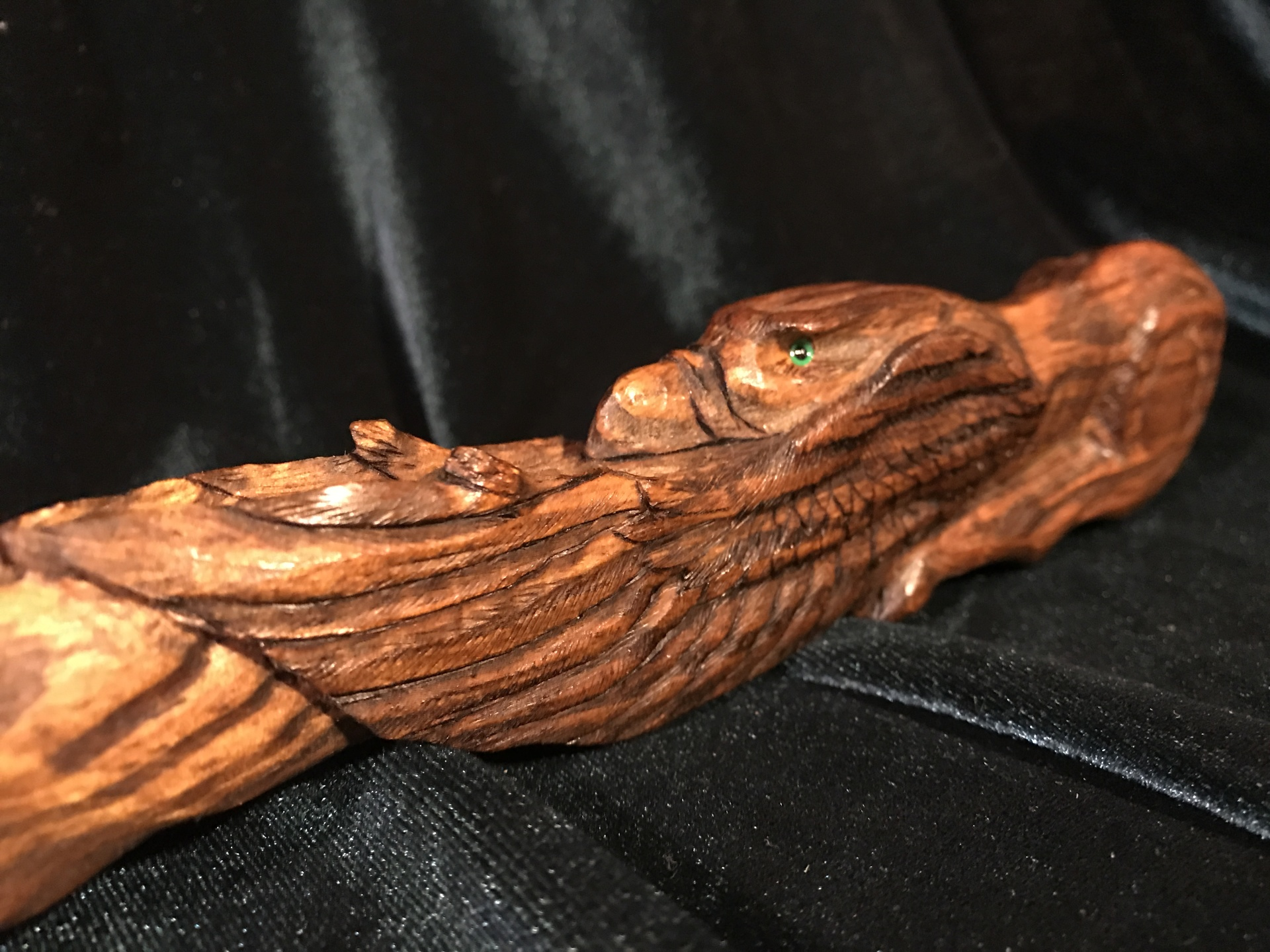 Custom Griffin Magic Wand