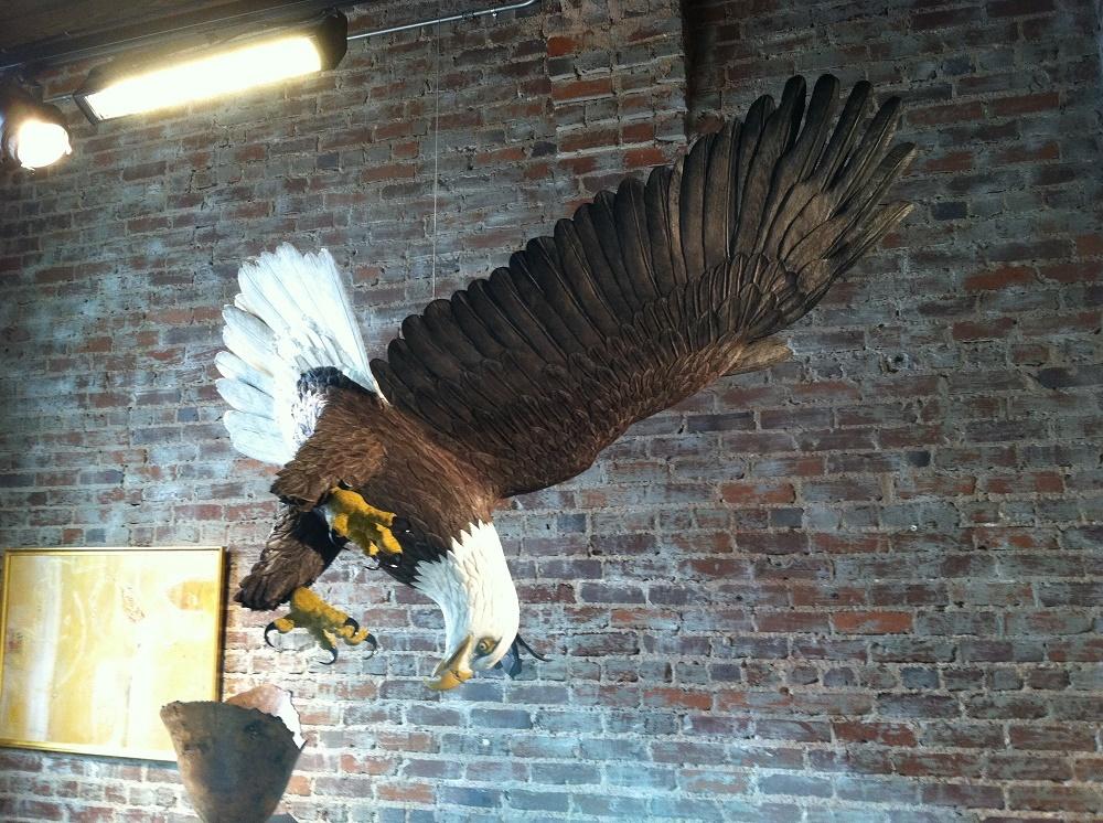 Eagle show