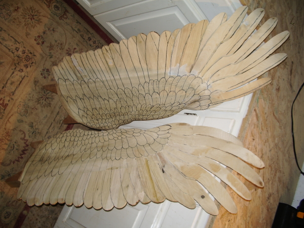 Wooden Wings