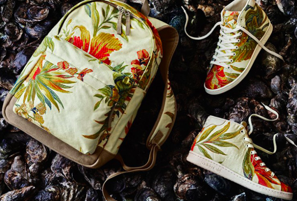 PW x Adidas Floral