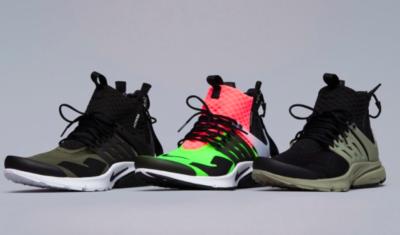 NikeLab x Acronym Presto