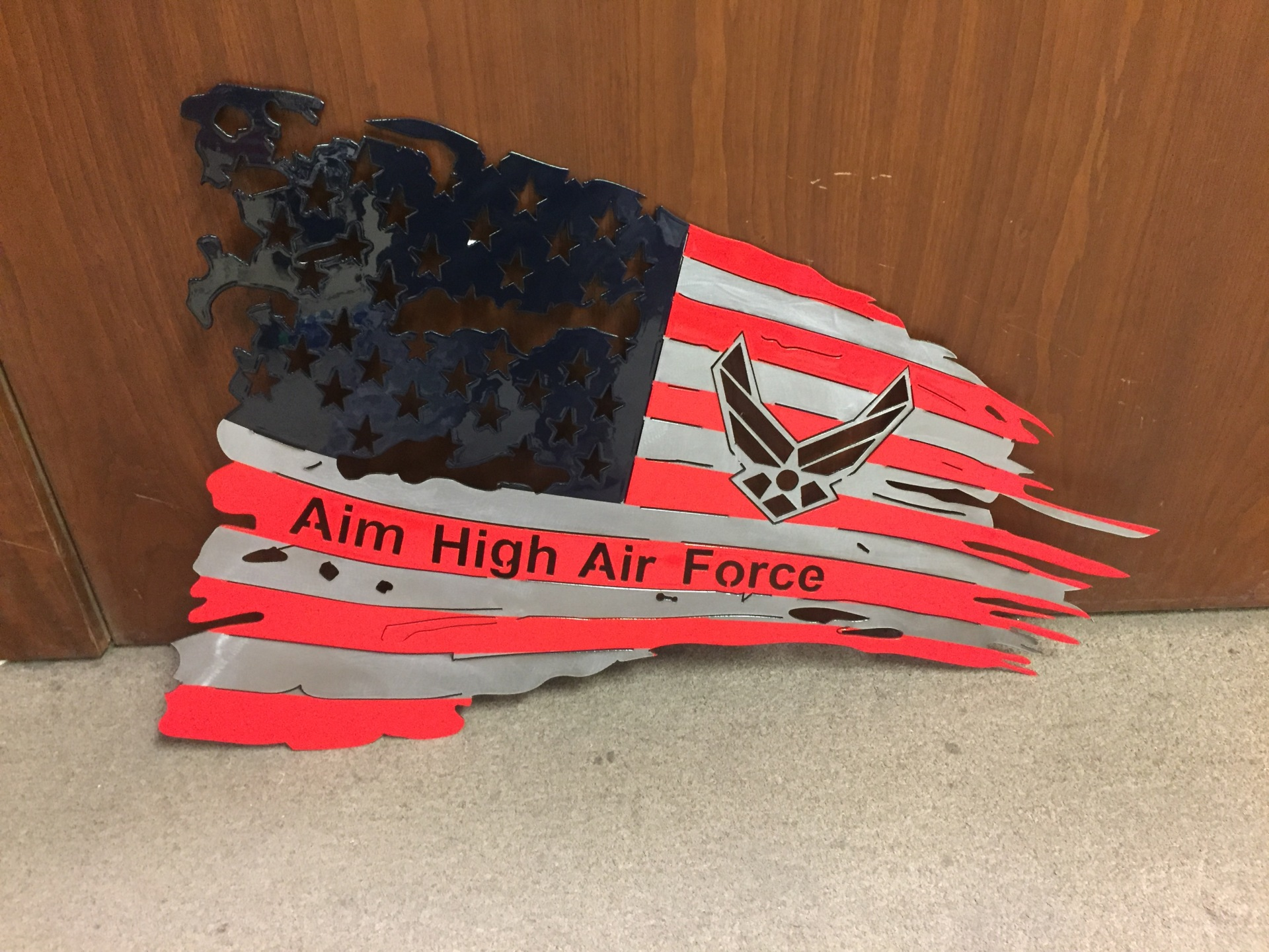 USAF Battle Flag
