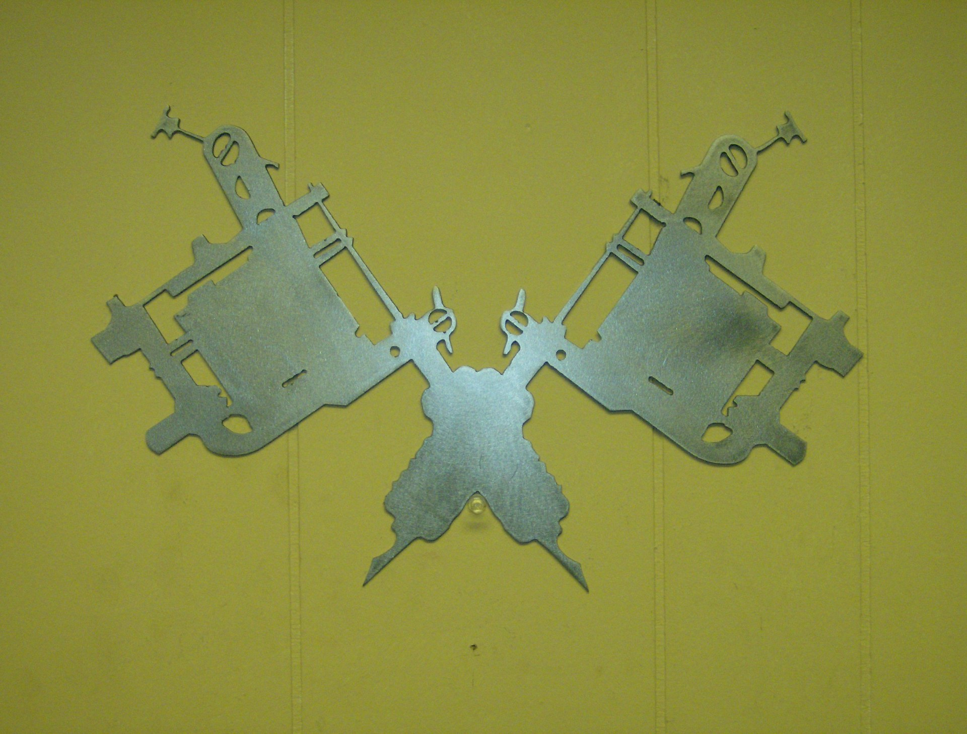 Tattoo Gun Wall Hanging