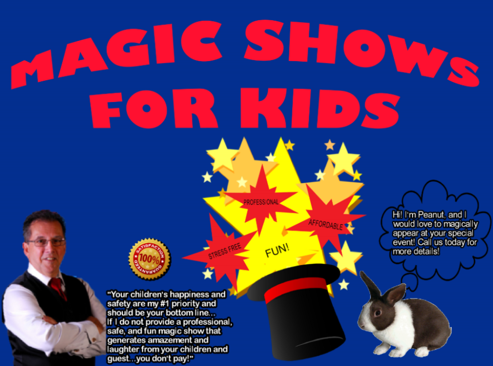 Magic Shows for Kids in Kansas City
