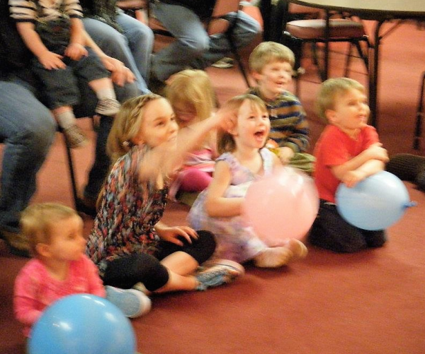 3 year old birthday party