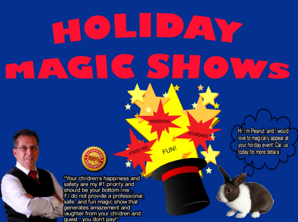 LOL Holiday Magic Shows In KS & MO