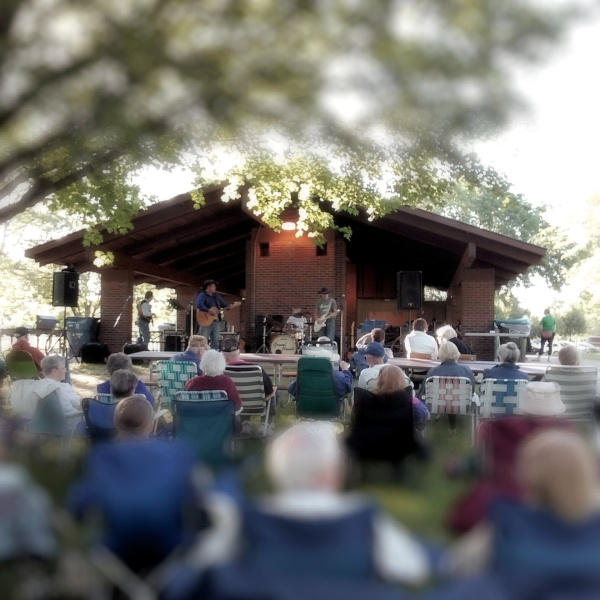 Golden Valley Concert in the Park