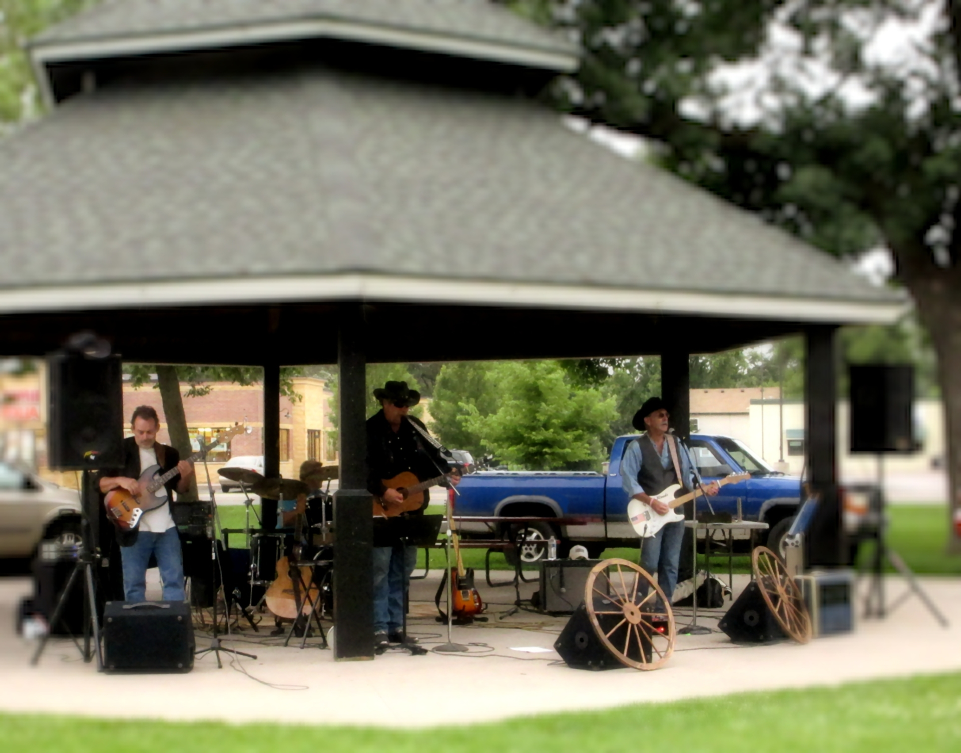 North Branch Concert In The Park