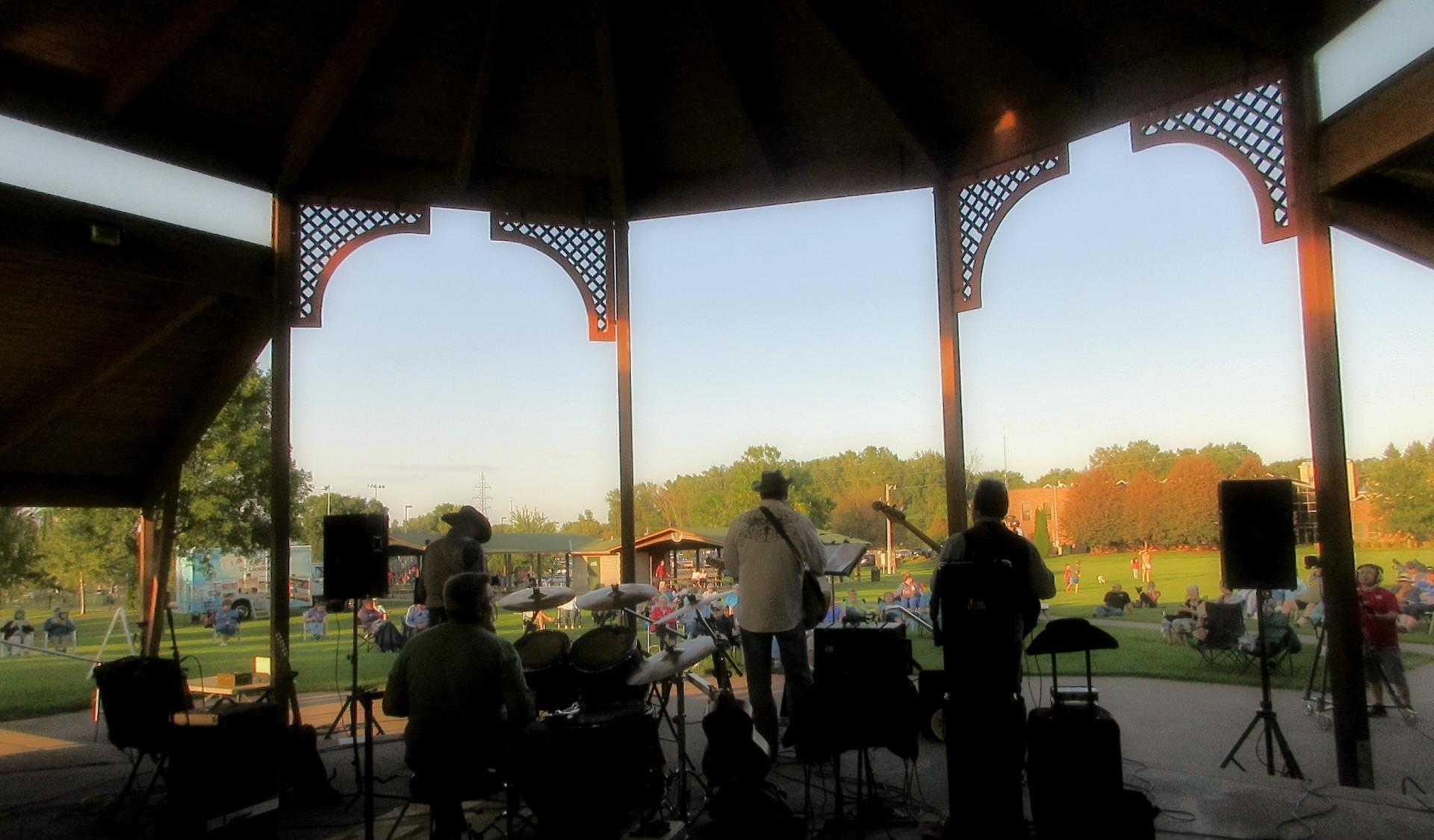 Oakdale Summer Concert Series