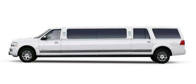 SUV Limo , Stretch Limousine 14 Passenger