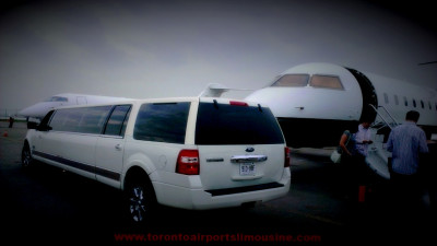 Airport Transfers from Toronto Airport Limousine