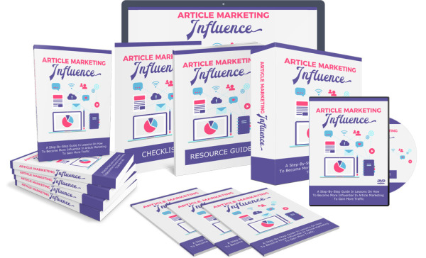 Article Marketing Influence Review-AMAZING $32,000 Bonus & Discount