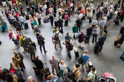 Where to go when existing markets are crowded