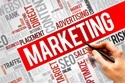 Using marketing to achieve scale in start-ups
