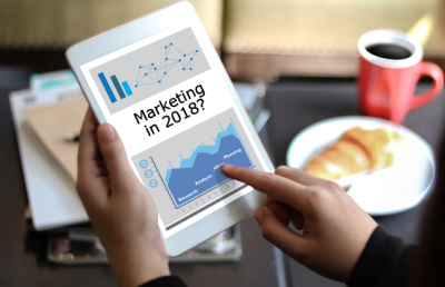 Are things looking up for Marketing in 2018?