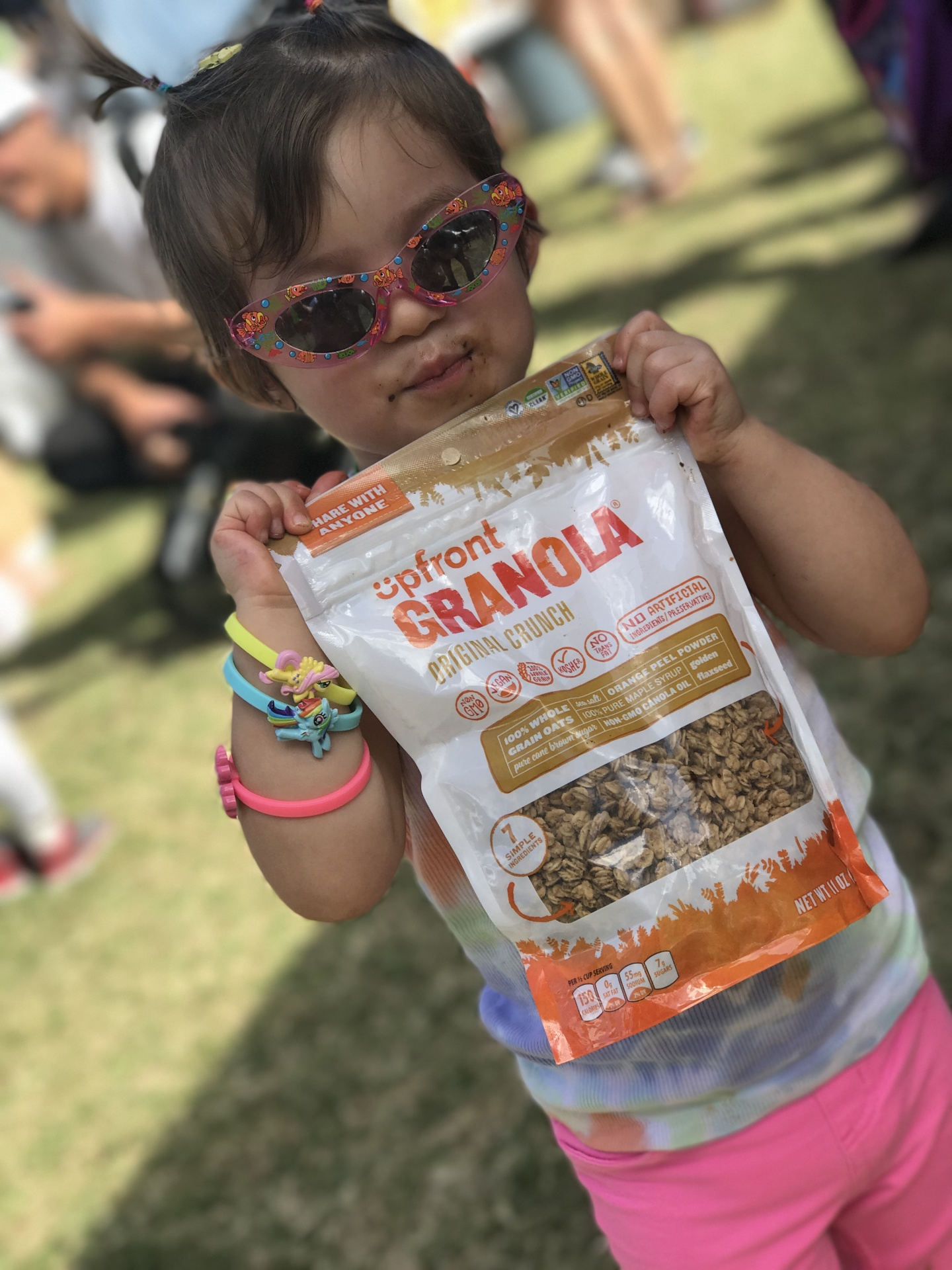 Answering the Call From Happy Customers Upfront Granola Announces Launch of 11oz. Bag on Amazon.com
