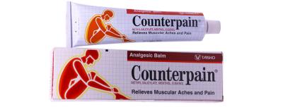 Couterpain analgésico