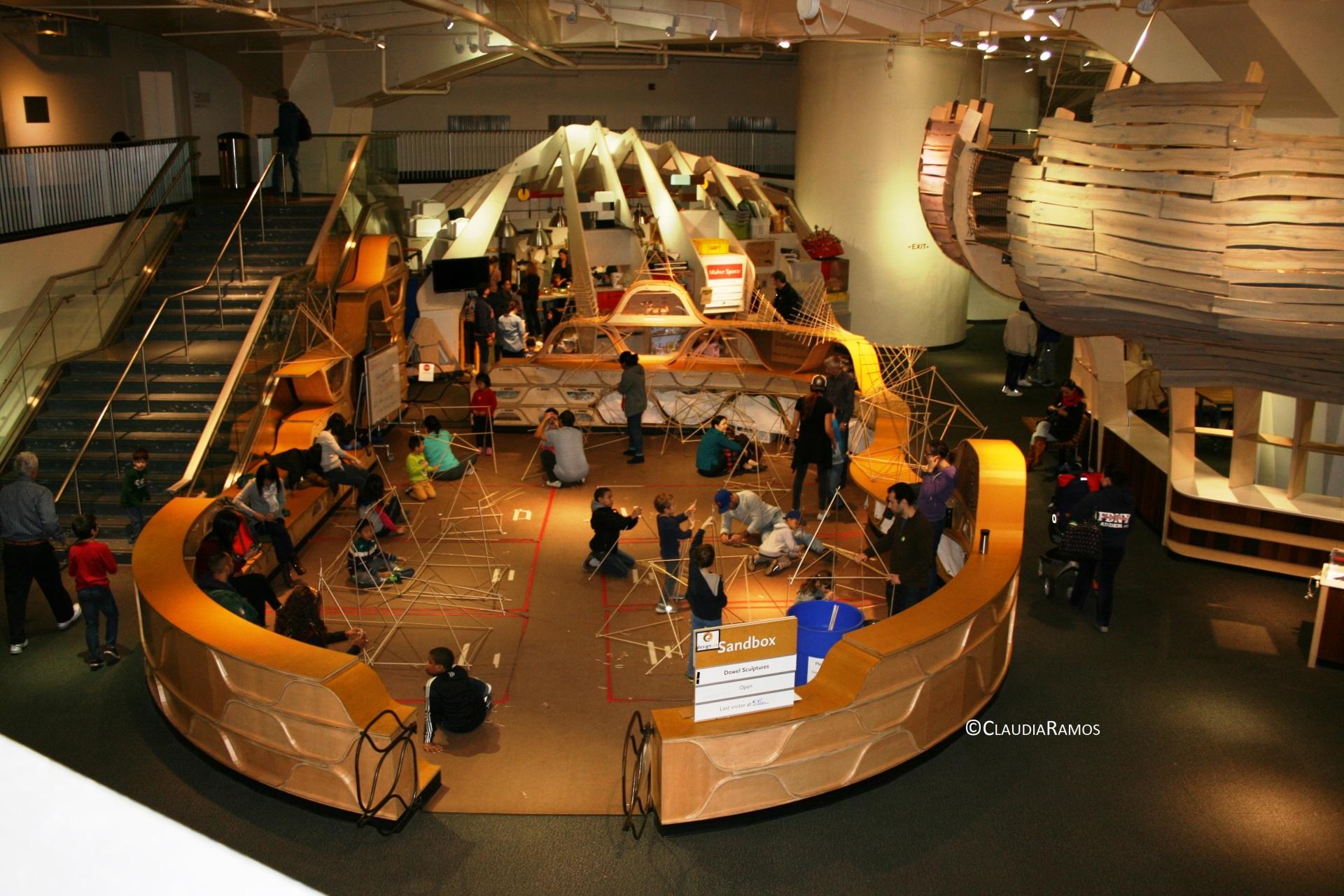 Sandbox, NY Hall of Science