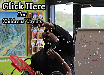 Click here for Children's Events
