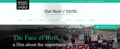 The Face of Birth