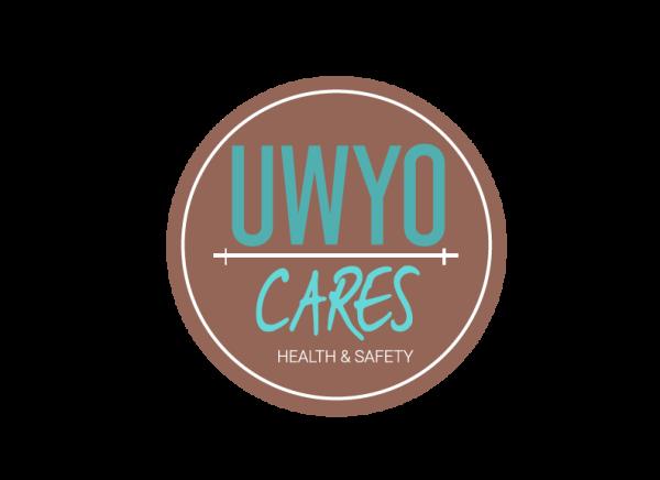 UWYO Cares Logo