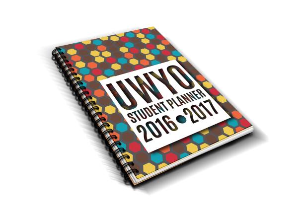 University of Wyoming Student Planner