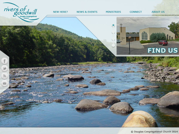 Rivers of Goodwill Website