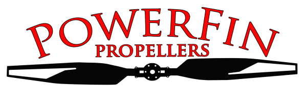 Powerfin Propellers Logo