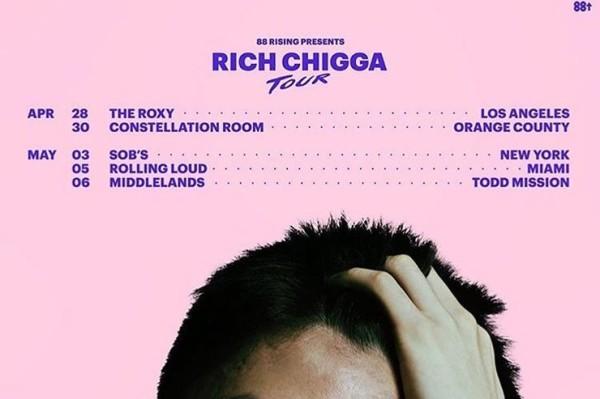 RIch Chigga U.S. Tour 2017 (Unofficial Promo)