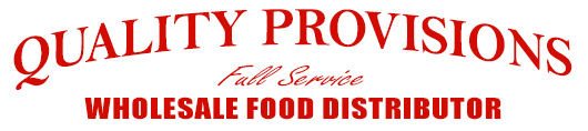 Quality Provisions Full Service Wholesale Food Distributor