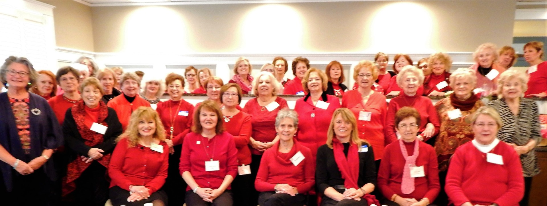 Feb 3rd, 2017 was National Wear Red Day... we wear it to support Women's Heart Health