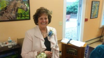 Sparta's Outstanding Older American is our Marjorie! - May 2017