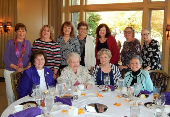 Celebrating Fran's 90th Birthday - Oct 2017