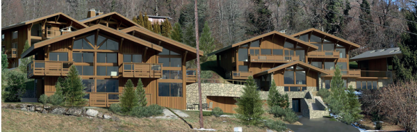 3 luxurious new mountain chalets | Renovation Solutions