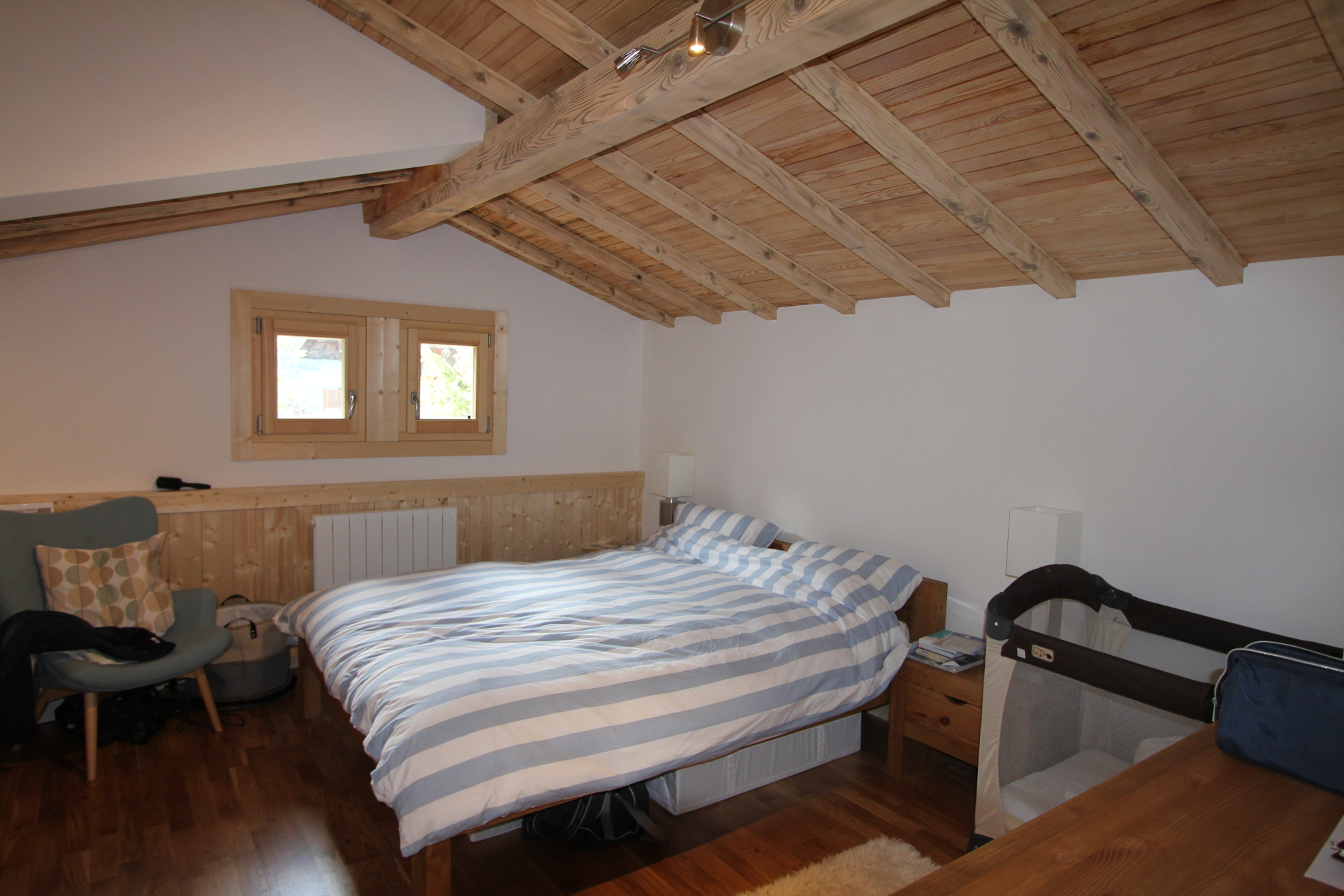 Chalet bedroom | Renovation Solutions
