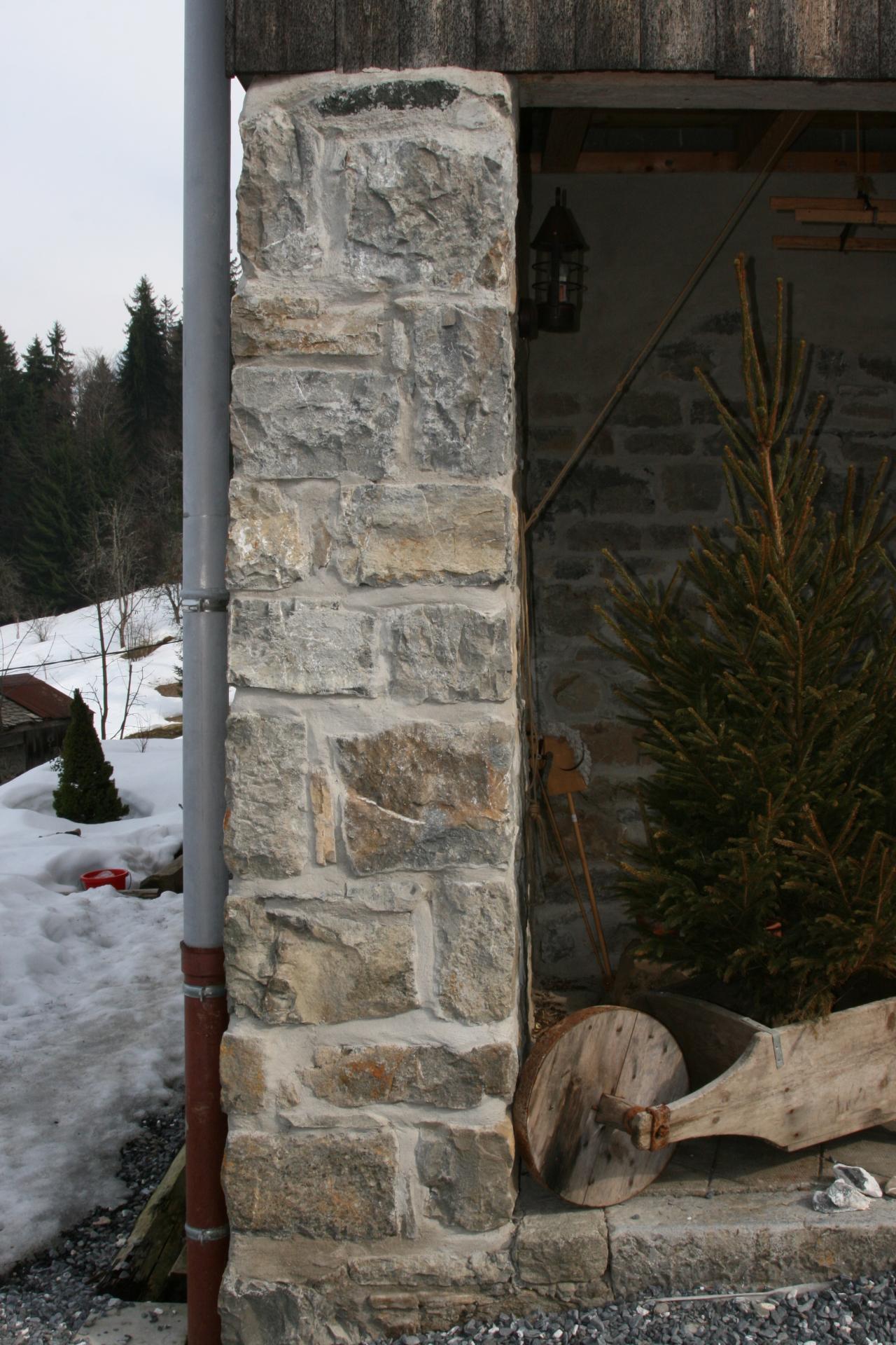 Refurbished stonework | Renovation Solutions