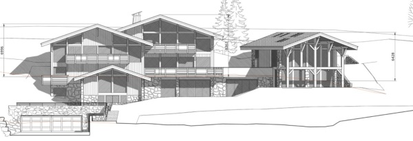New build development, Samoens