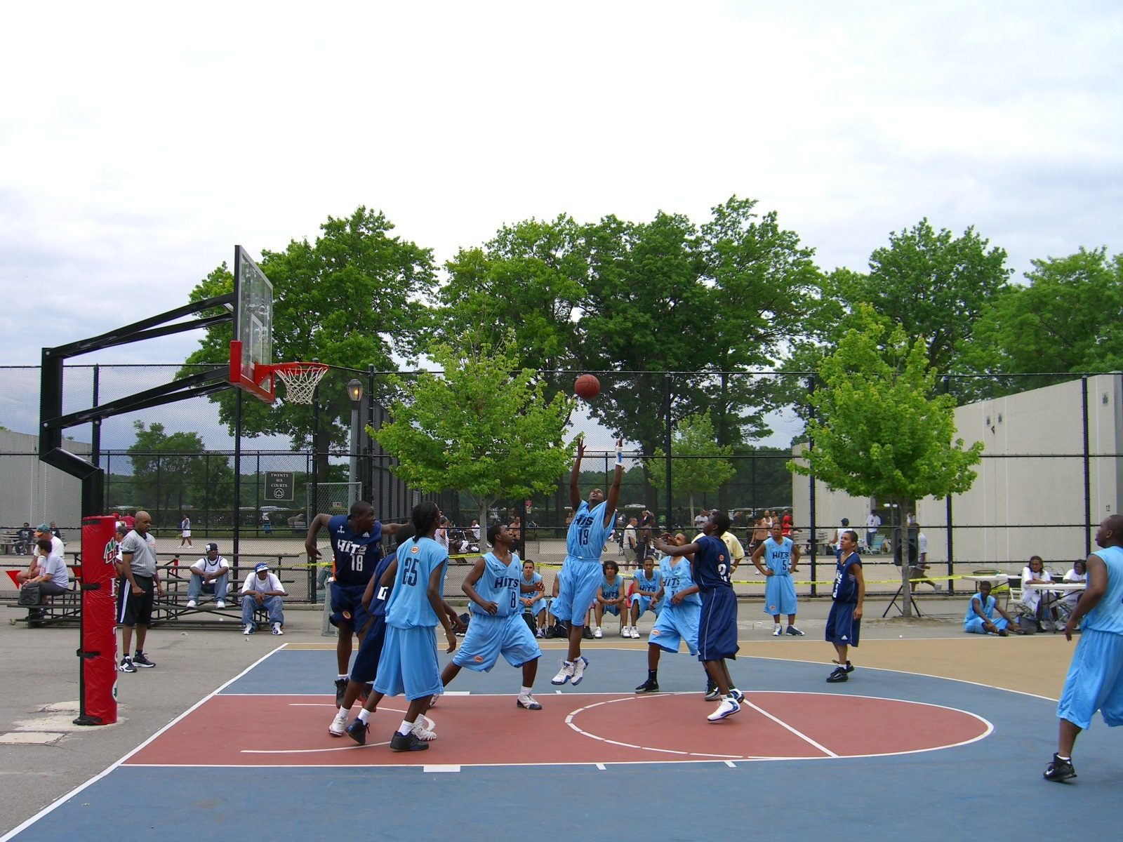 HITS - Hoops In The Sun, Orchard Beach 2005